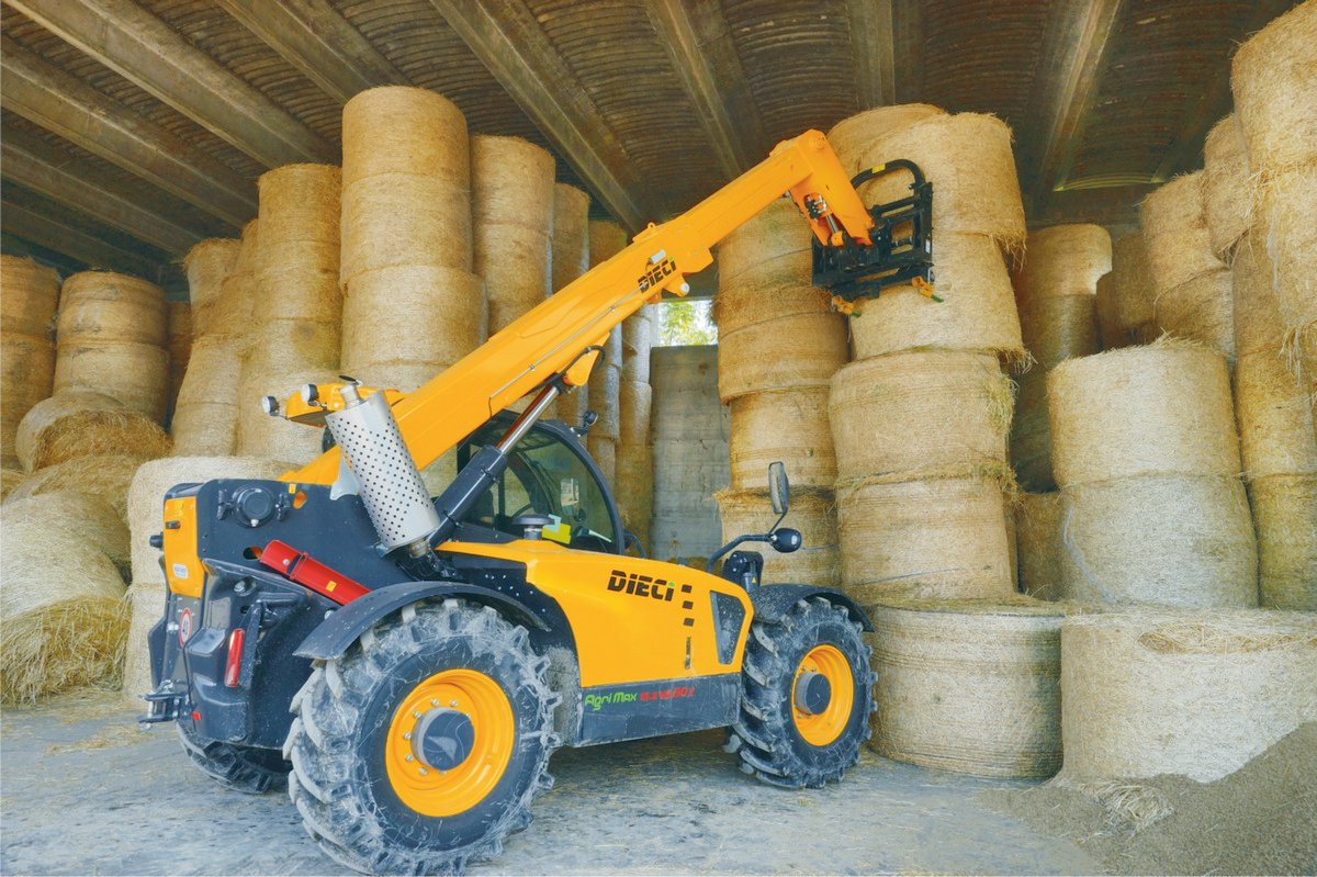 Why your farming operation needs a telehandler